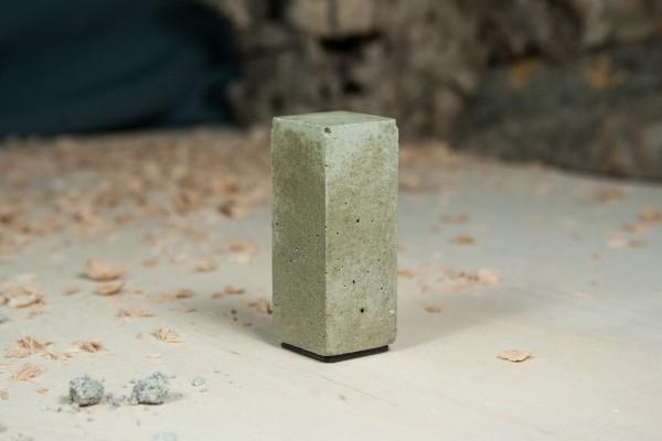 Sockel 20x20mm Beton (50mm Höhe)