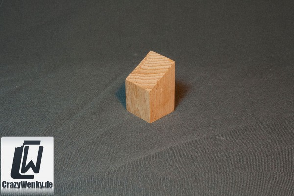 Holzsockel 30x30mm (Büste)