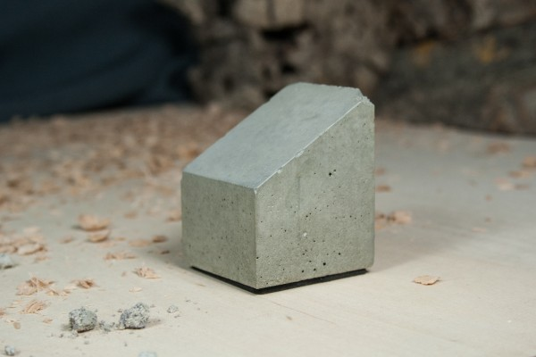 Betonsockel 40x40mm (Büste)