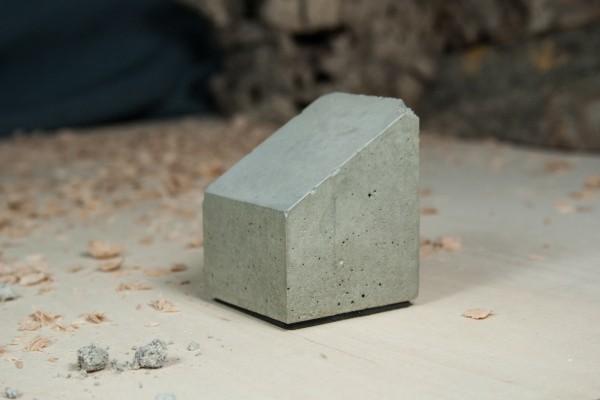 Sockel 40x40mm Beton (Büste)