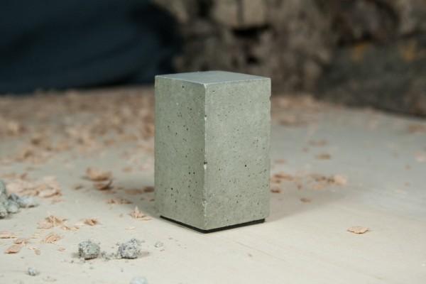 Betonsockel 30x30mm (50mm Höhe)
