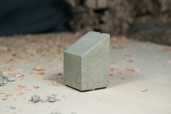 Sockel 30x30mm Beton (Büste)