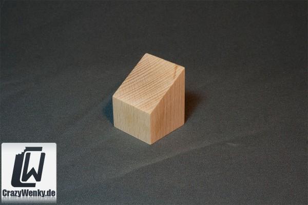 Holzsockel 40x40mm (Büste)
