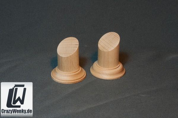 Holzsockel Rund Ø30mm (Büste)
